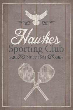 Sporting Club I by The Vintage Collection