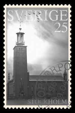 Stamp Collection VI by The Vintage Collection