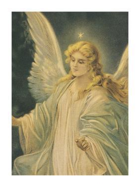 The Guardian Angel - Detail by The Vintage Collection