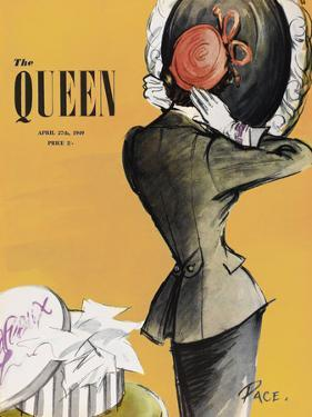 The Queen - Saffron by The Vintage Collection