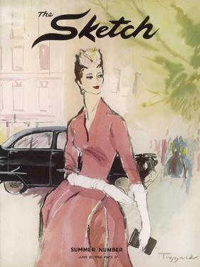 The Sketch, June 1956 by The Vintage Collection