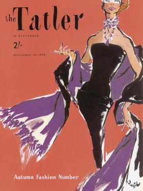 The Tatler - Emberglow by The Vintage Collection