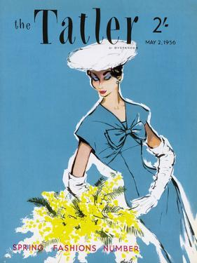 The Tatler, May 1956 by The Vintage Collection