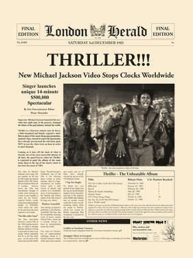 Thriller by The Vintage Collection