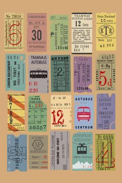Ticket to Ride by The Vintage Collection