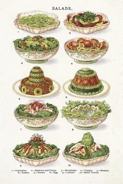 Vintage Salad by The Vintage Collection
