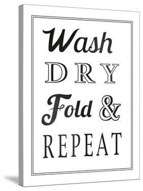 Wash Dry Repeat by The Vintage Collection