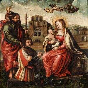 The Virgin of Cristóbal Colón