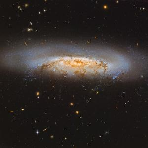 The Virgo Cluster Galaxy NGC 4522