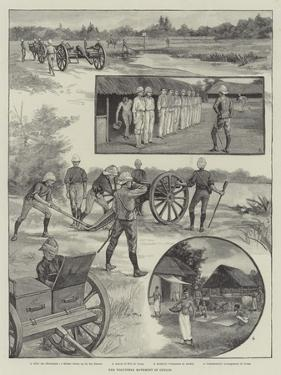 The Volunteer Movement in Ceylon