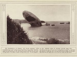 The Vulnerability of Airships
