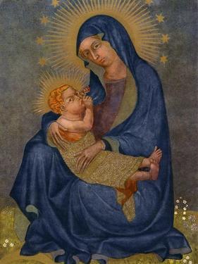 The Vysehrad Madonna of the Rains, C1360