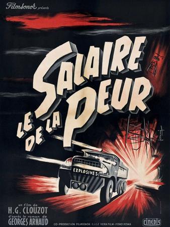 The Wages of Fear 1953 (Le Salaire De La Peur)