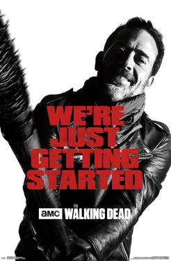 The Walking Dead Negan- Just Getting Started
