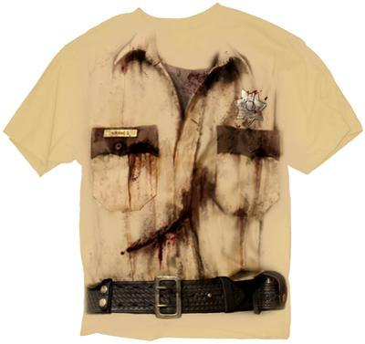 The Walking Dead- Ricks Costume