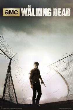 The Walking Dead Season 4 Key Art