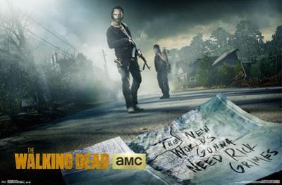 The Walking Dead - Street