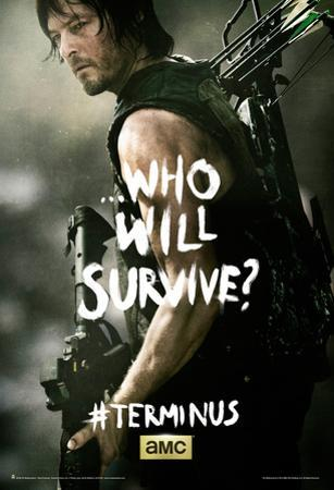 The Walking Dead - Terminus Daryl