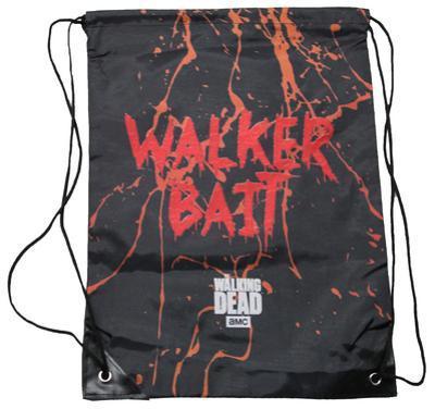 The Walking Dead - Walker Bait Drawstring Bag