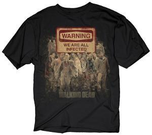 The Walking Dead - Warning All Are Infected