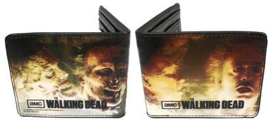 The Walking Dead - Zombies Faces Wallet