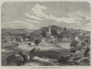The War in America, Warrenton, Virginia