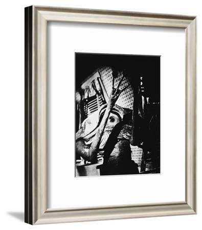 The War of the Worlds--Framed Photo
