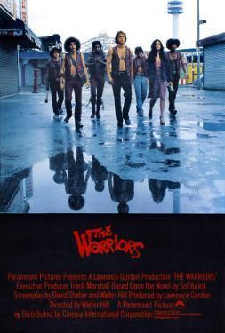 The Warriors - UK Style