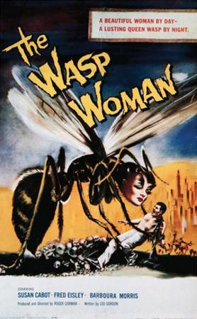 The Wasp Woman - 1959 II
