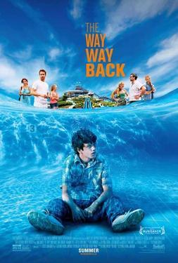 The Way Way Back (Steve Carell, Toni Collette, Allison Janney) Movie Poster