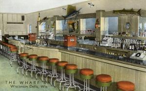 The Wharf Bar, Wisconsin Dells, Wisconsin
