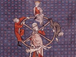 The Wheel of Fortune, Written by Chretien Legouais