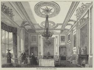 The White Drawingroom, Windsor Castle