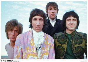 The Who – Colour Group 1968