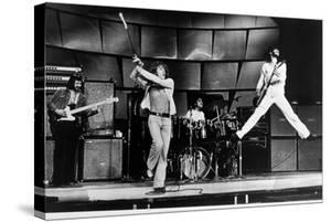 The Who on Stage in 1969