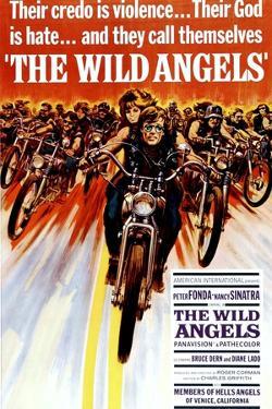 The Wild Angels, Peter Fonda, Nancy Sinatra, 1966
