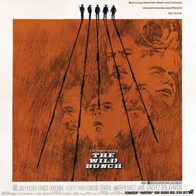 The Wild Bunch, 1969