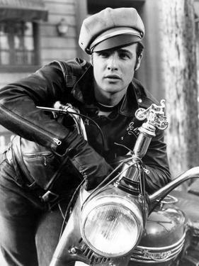 The Wild One, Marlon Brando, 1954, Leather Jacket