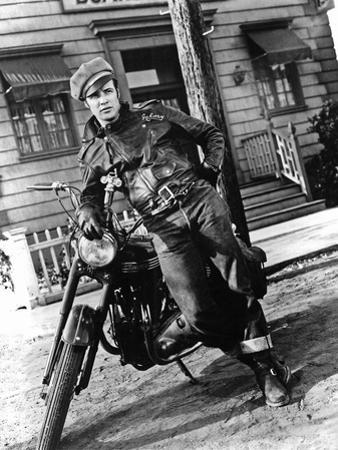 The Wild One, Marlon Brando