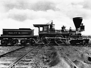 The William Mason Locomotive