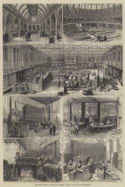 The Wine Supply of England, Messers Gilbey's London Establishments