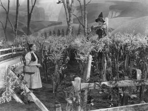 The Wizard of Oz, from Left: Judy Garland, Ray Bolger, 1939