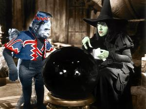 The Wizard of Oz, Margaret Hamilton (Right), 1939