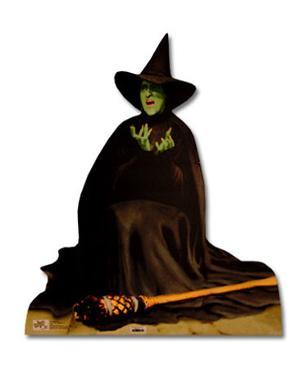 The Wizard of Oz - Wicked Witch Lifesize Cardboard Cutout