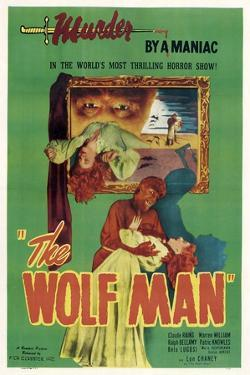 The Wolf Man, 1941