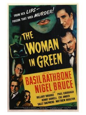 The Woman in Green, 1945