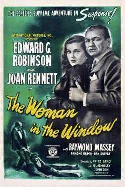 The Woman in the Window [1944], Directed by Fritz Lang.