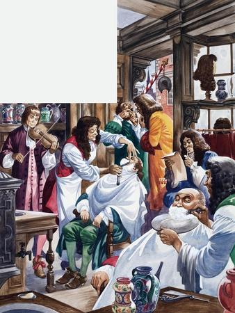 https://imgc.allpostersimages.com/img/posters/the-wonderful-story-of-britain-a-busy-barber-surgeon-s-shop_u-L-P569FQ0.jpg?artPerspective=n