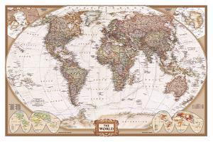 The World Map