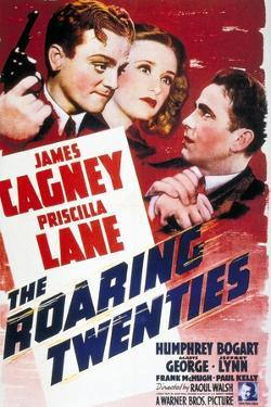 """The World Moves On, 1939, """"The Roaring Twenties"""" Directed by Raoul Walsh"""